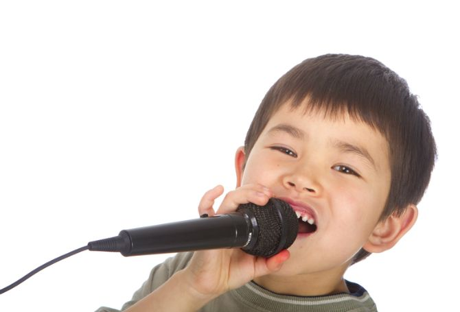 3. Sing to your child