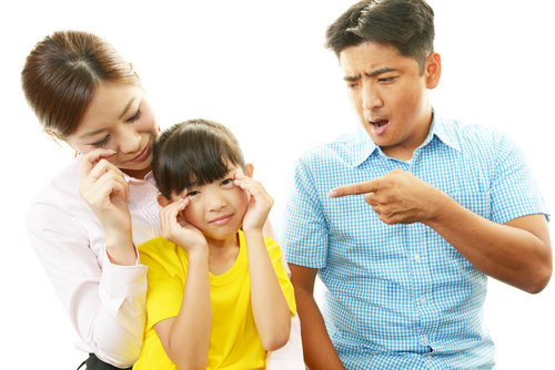2. It is not necessary to discipline a child for being bored.