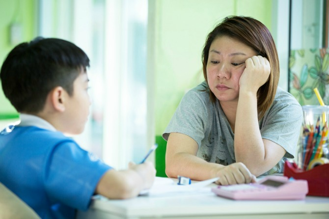4. Less helicopter parenting