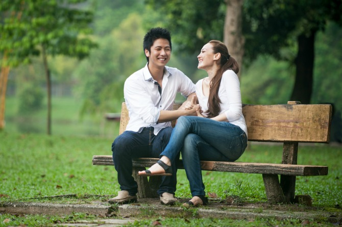 8 things Singaporean husbands do to sayang their wives