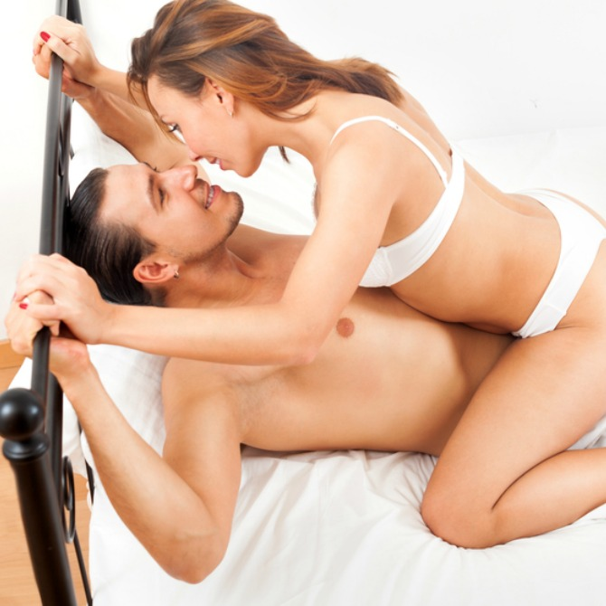 Burn Calories With These Quick And Easy Sex Positions