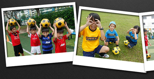1. First Kick Soccer Camps