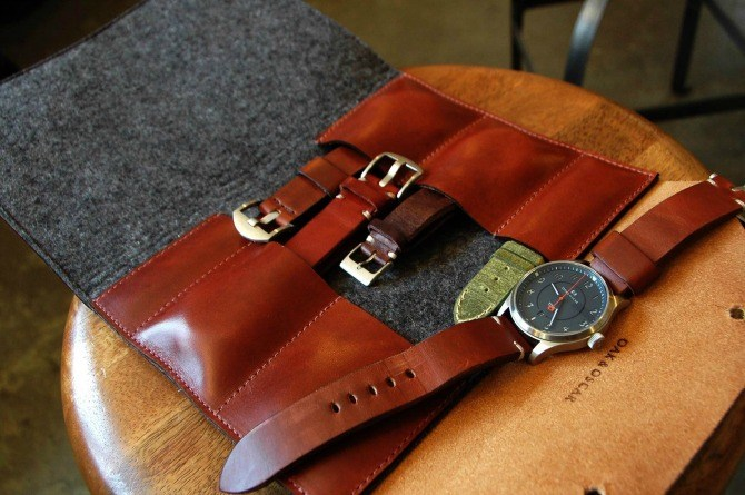 7. The Watch Wallet