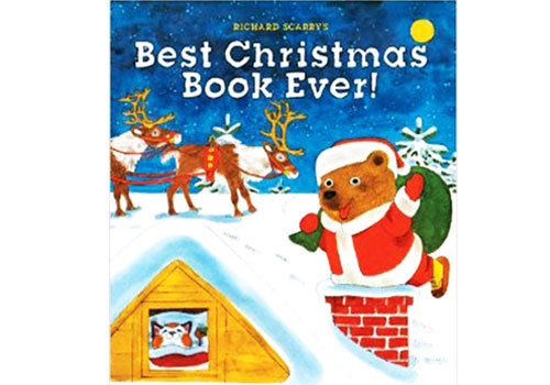 1. Best Christmas Book Ever by Richard Scarry