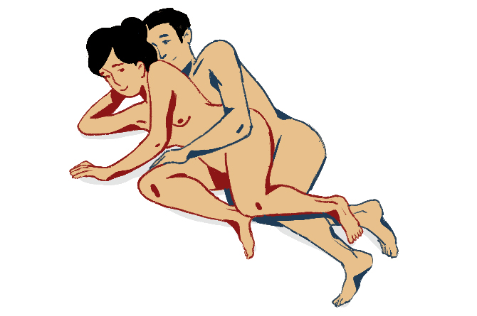 Mamasutra II: The illustrated post-natal sex position edition