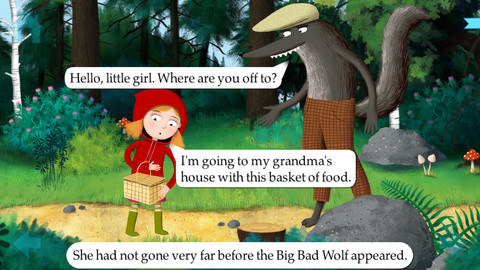 Little Red Riding Hood by Nosy Crow ($5.98)