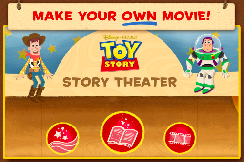 Toy Story: Story Theater ($3.98)
