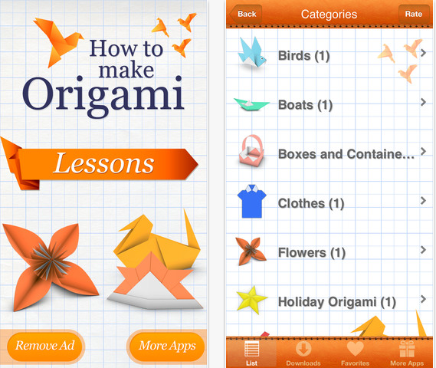 How to make Origami (Free)