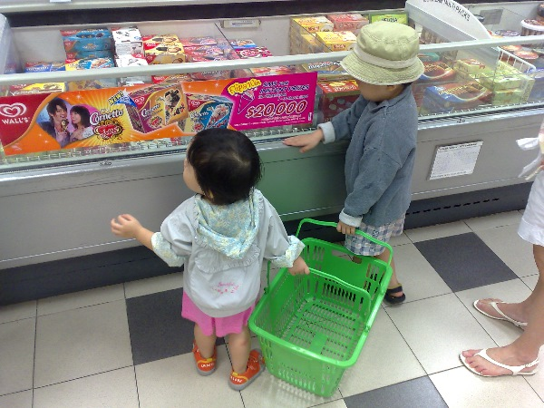 Test 8: Grocery Shopping