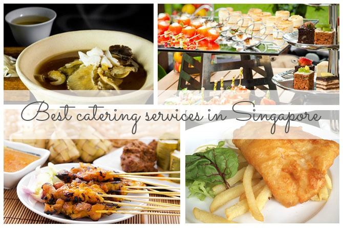Best catering services in Singapore