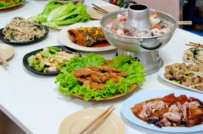 Best Chinese restaurants for Chinese New Year