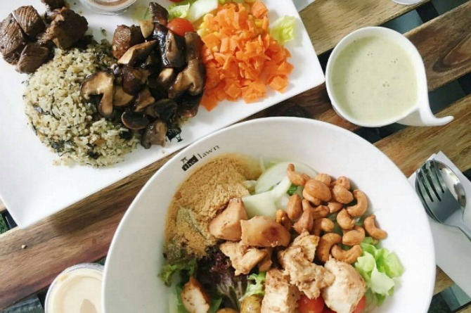 Best healthy restaurants in Singapore so you won't feel guilty after 3 servings