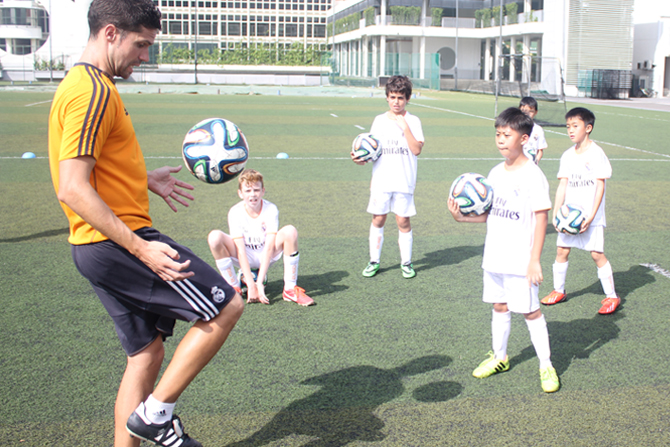 1. Real Madrid Foundation Technical Academy Singapore