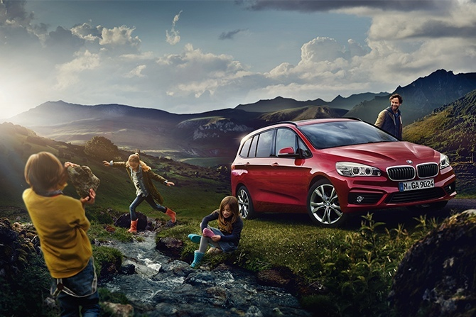 Reasons Why The BMW Series Gran Tourer Is Perfect For Your Family - Bmw 2 series gt