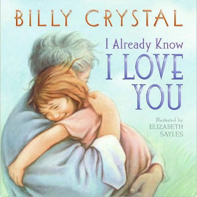 """Best: """"I Already Know I Love You"""" by Billy Crystal"""