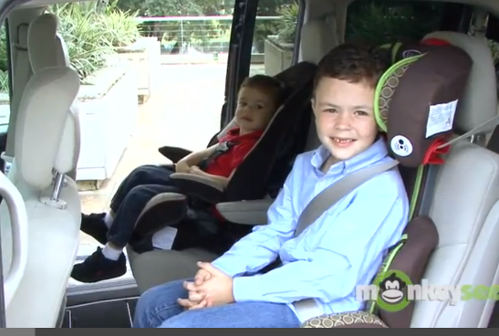 Changing car seats too soon or too late