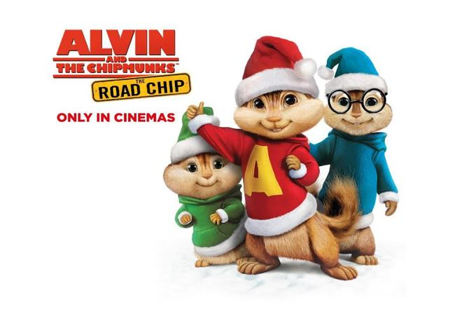 Alvin and the Chipmunks Christmas Concerts
