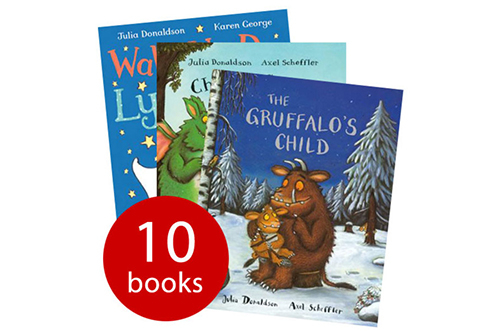 The Julia Donaldson Collection Pack 10 Books