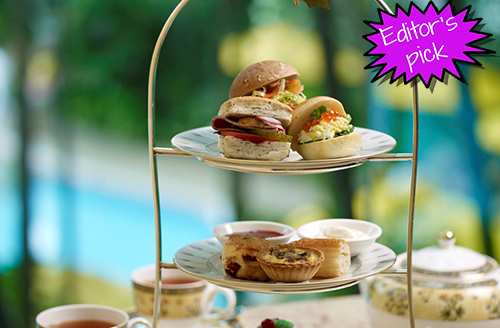 High Tea for two at the Shangri-La