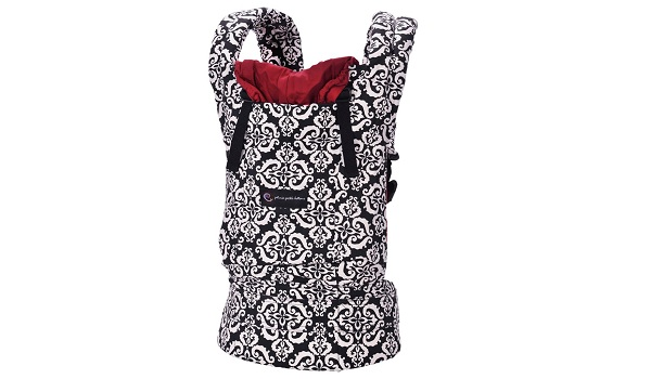 ERGOBABY Organic Carrier featuring Prints from Petunia Pickle Bottom