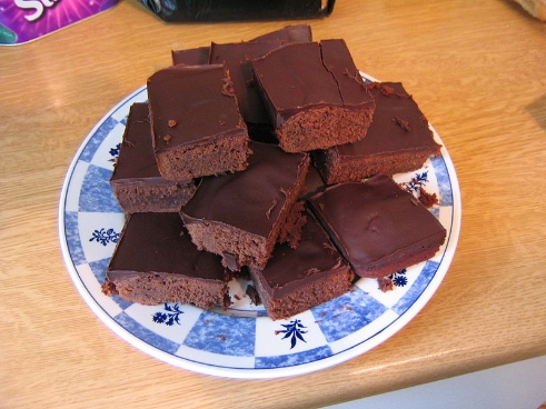 #4 - Baking for dad : Brownies