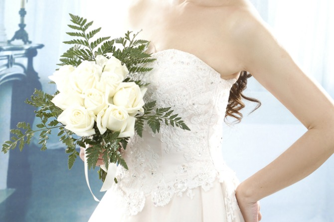 #7 You look way prettier and skinnier in your wedding picture than you do now.