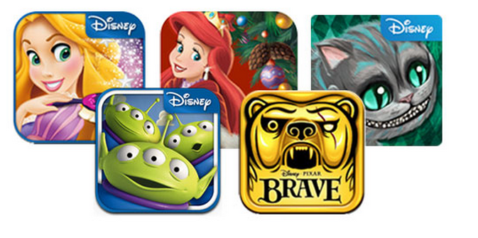 Disney app for kids
