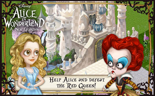 1. Alice in Wonderland