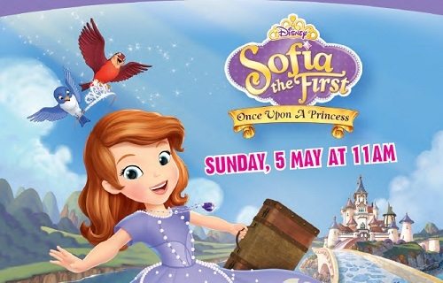 Sofia the First on Disney Channel