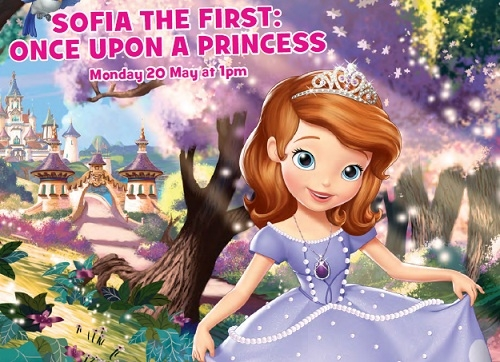 Sofia the First on Disney Junior