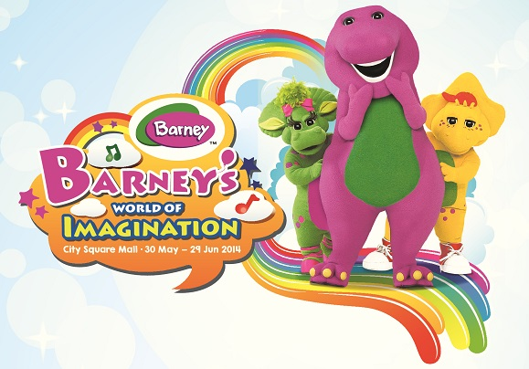 3. Barney & Friends Live Show