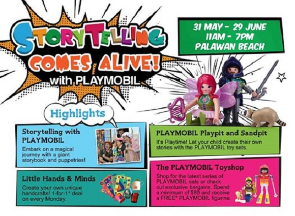 12. Storytelling Comes Alive! With PLAYMOBIL