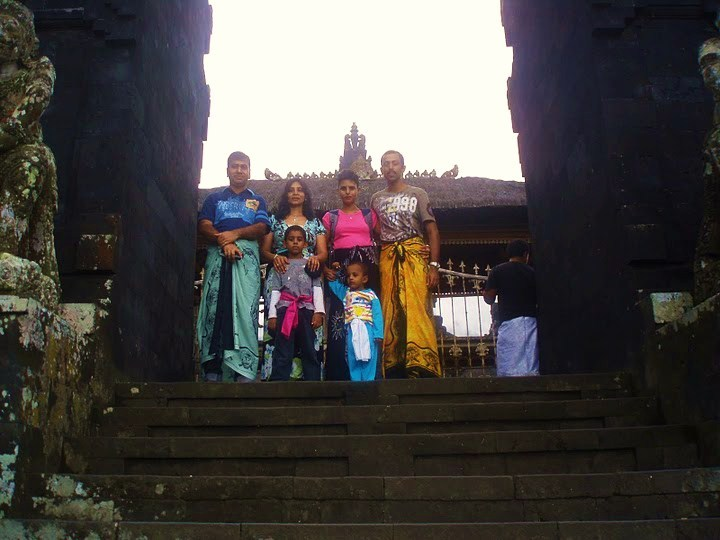 Family Vacation in Bali