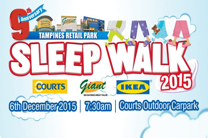 Sleep walk Carnival