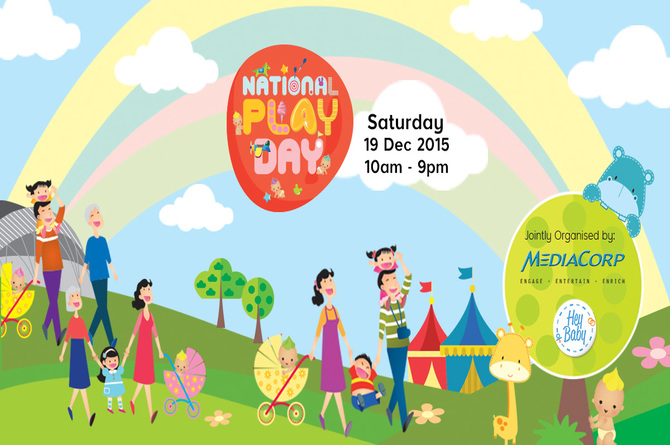 National Play Day Carnival