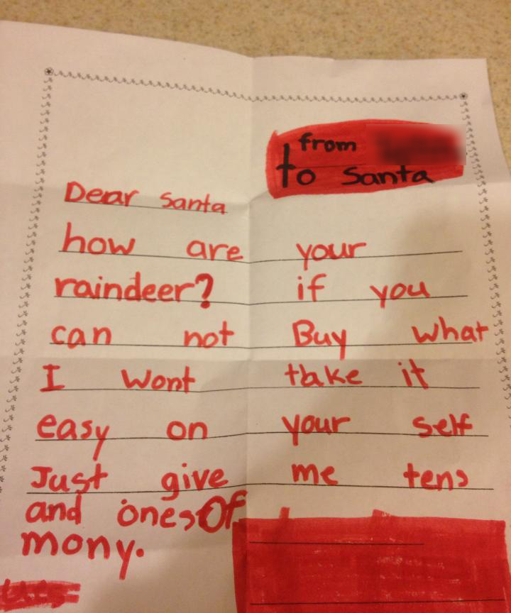 2. The considerate child