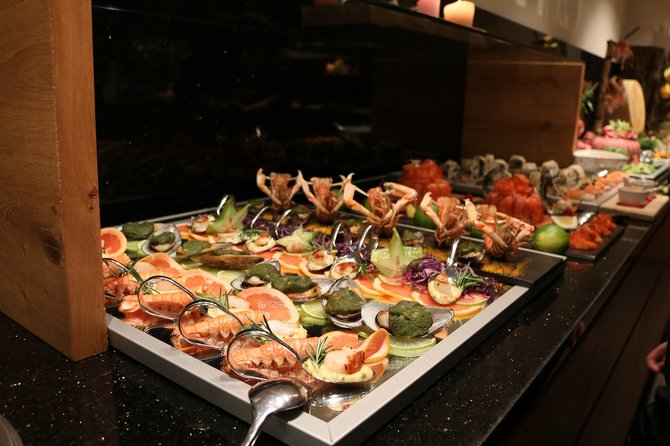 10 Halal Buffets In Singapore