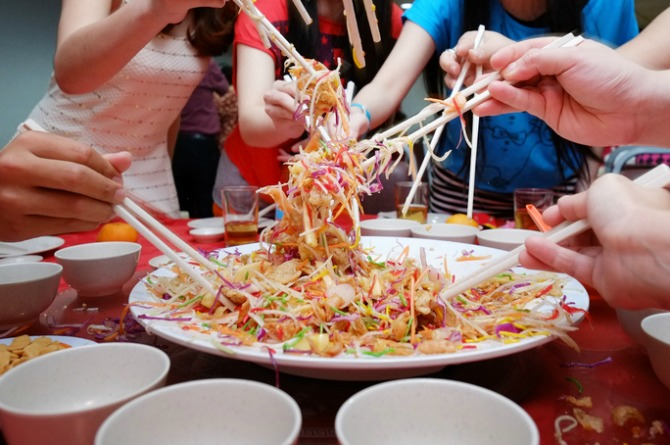 Halal Chinese New Year feasts and treats
