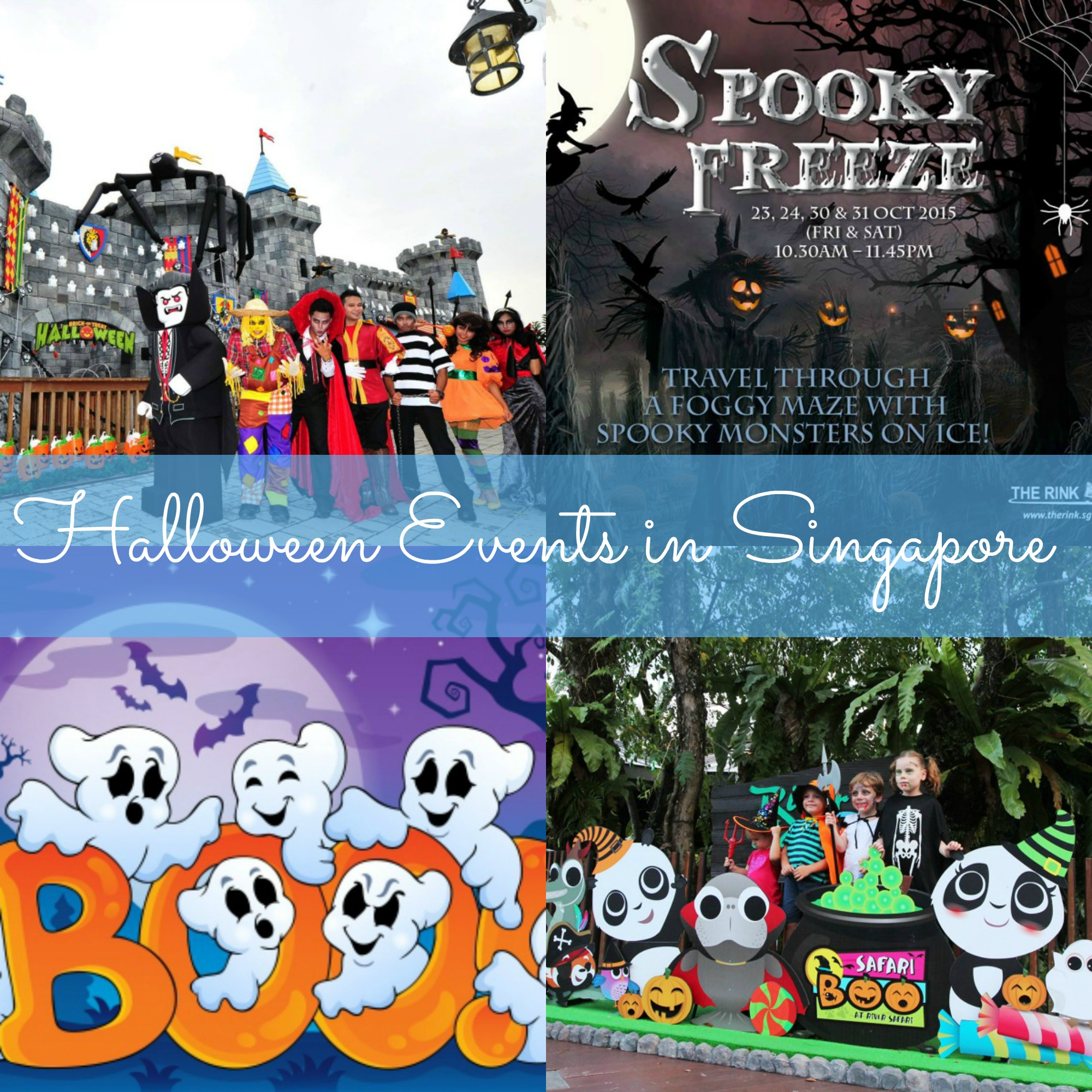 Kid-Friendly Halloween Events In Singapore 2015