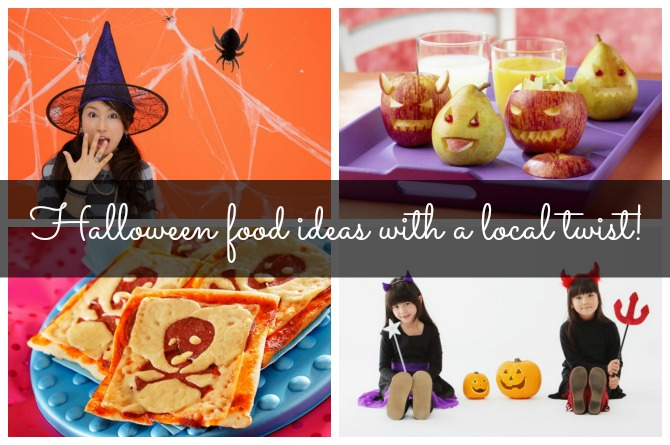 13 Halloween food ideas with a local twist!