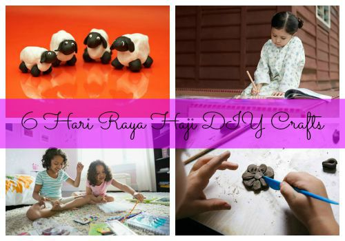 6 cute and crafty ideas for Hari Raya Haji