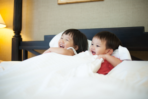 4. Set aside time for kids to relax and unwind