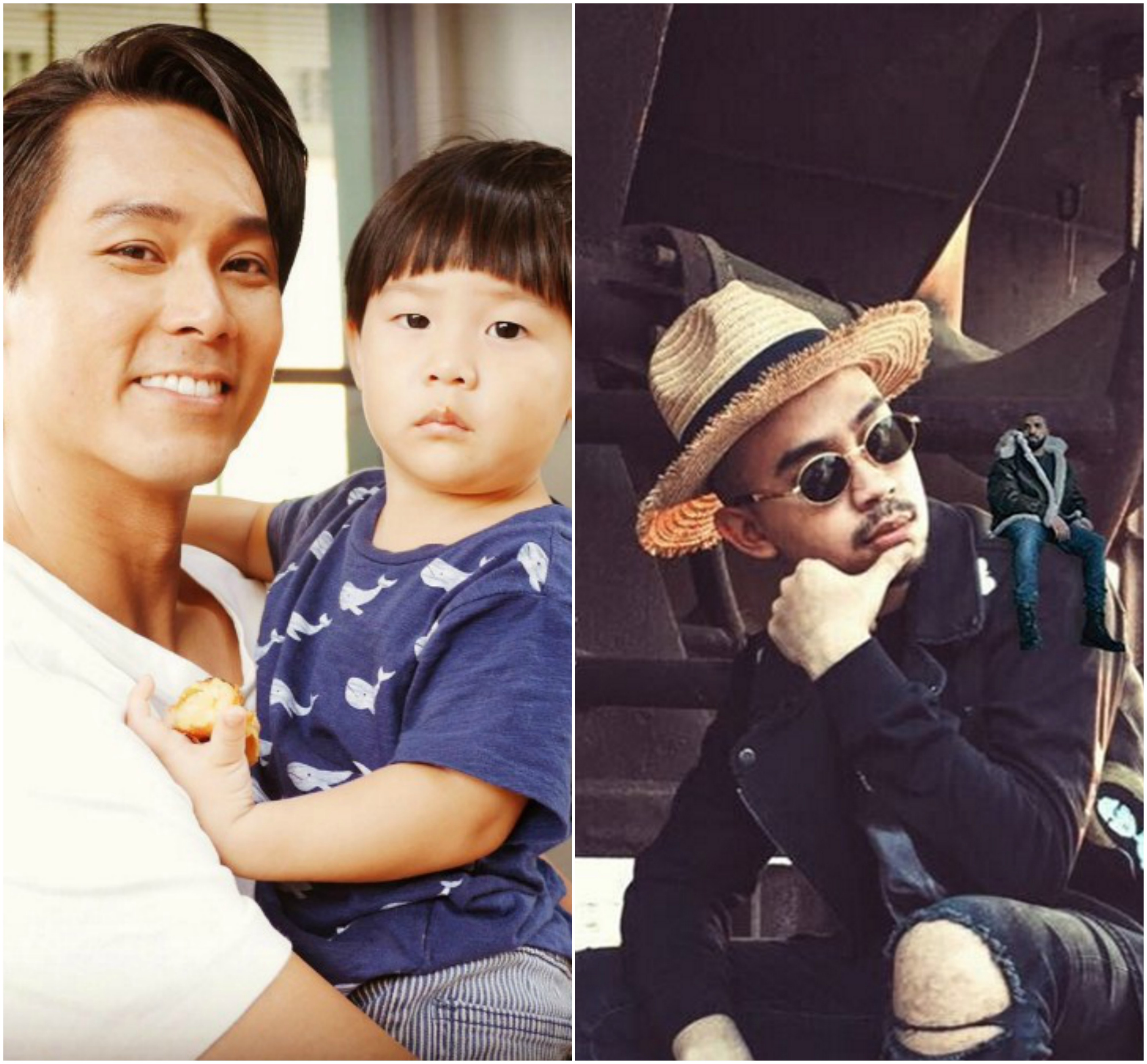 "Here are 8 Singaporean celebrity dads that make you go: ""Omg, he's a dad?!"""