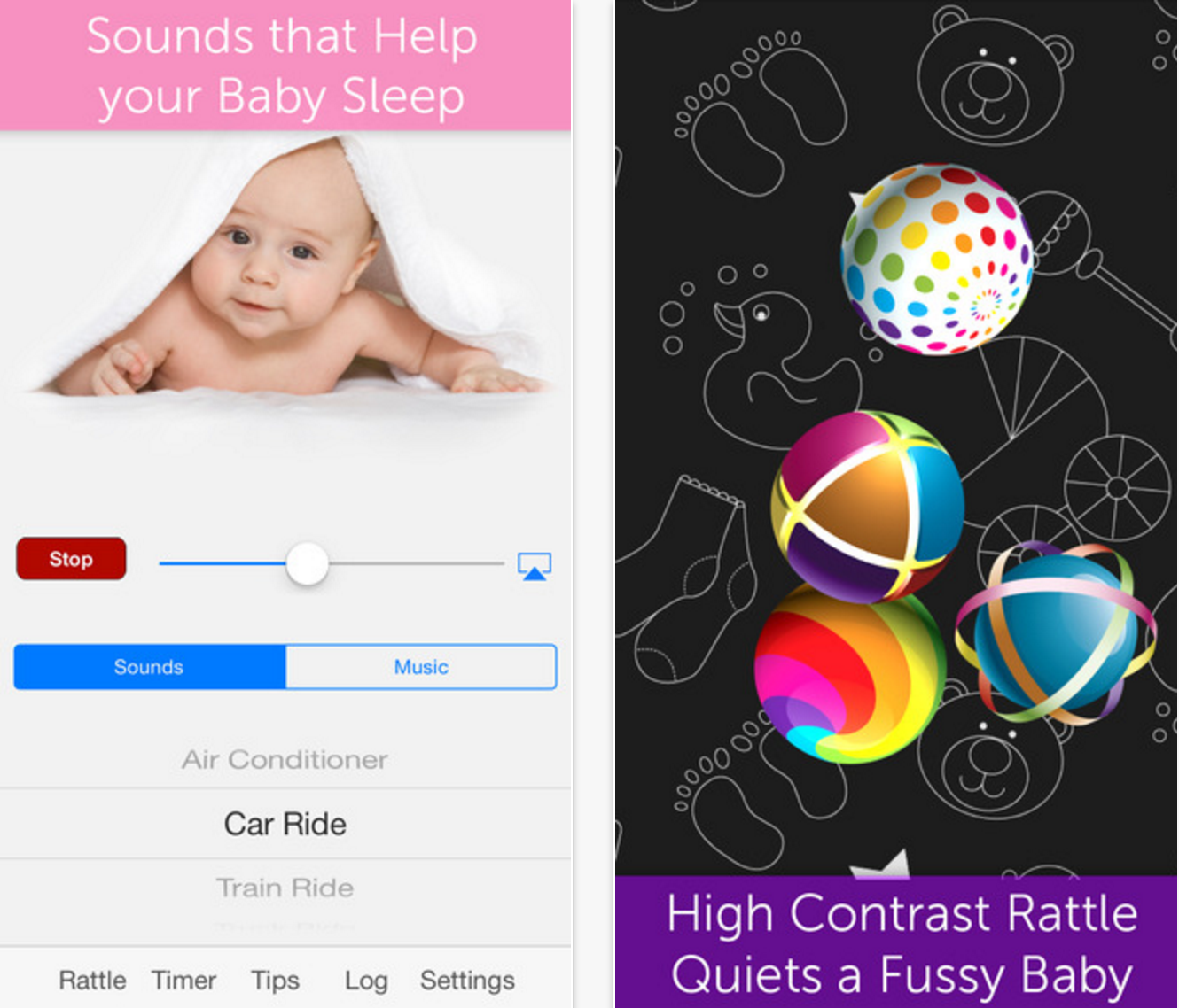 "src=https://sg.theasianparent.com/wp content/blogs.dir/1/files/here are the best parenting apps you should have on your phone right now/White Noise Baby.png 11 ứng dụng ""đỉnh""   phụ huynh ai cũng nên có"
