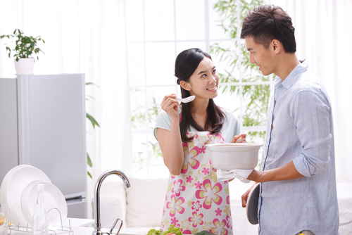 How to change your husband without him knowing
