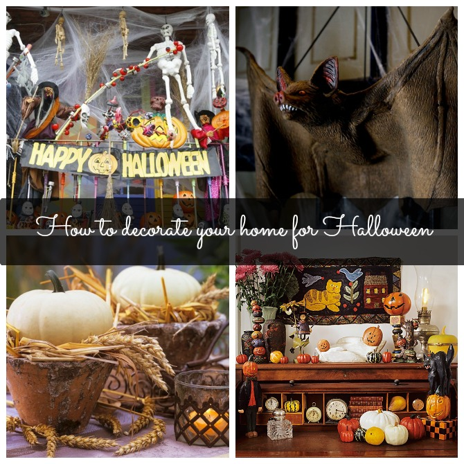 how to decorate your home for halloween - When Should You Decorate For Halloween