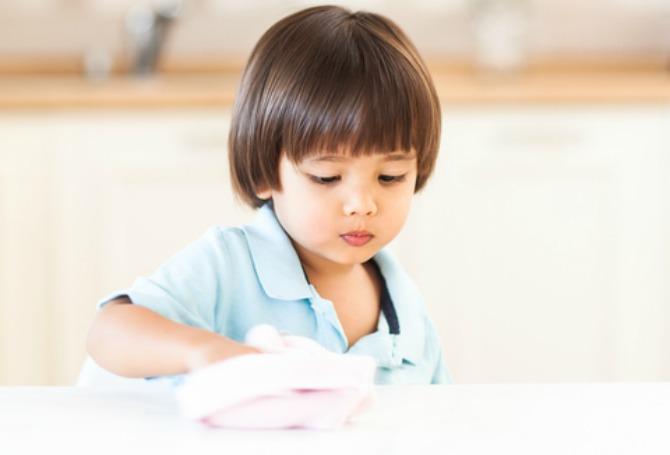 Give your child additional chores-and additional allowance.
