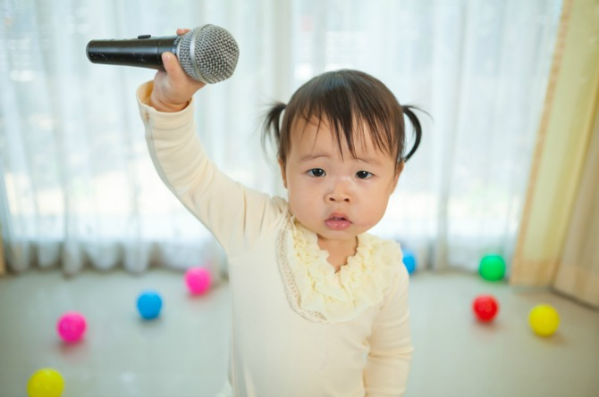 Have a family talent show.