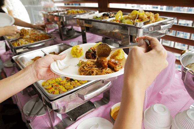 6. Catering for every function