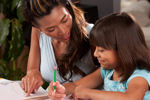 2. Volunteer even if you're a working mother
